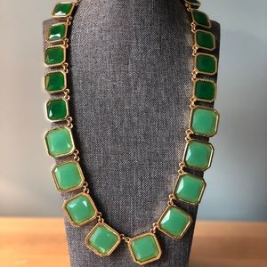 kate spade Jewelry - Kate spade ♠️ green accent necklace